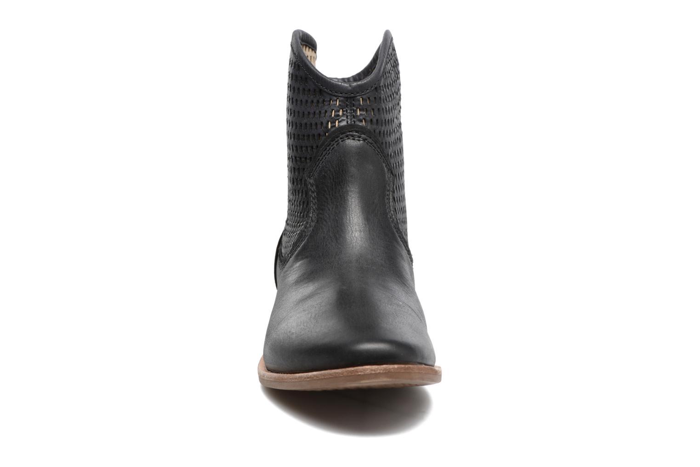Geox D ELIXIR E D62C7E (Negro) - Botines  Moda en Más cómodo Moda  barata y hermosa 591373