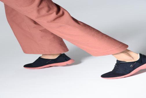 Sneakers Geox D NEBULA C D621EC Beige onder