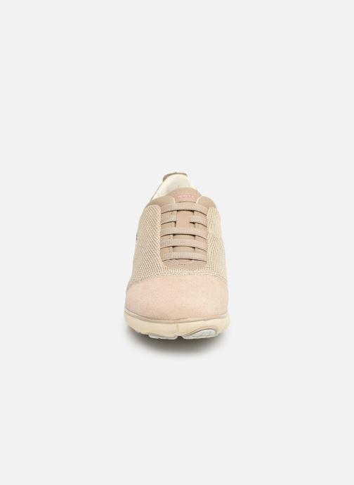 Sneakers Geox D NEBULA C D621EC Beige model