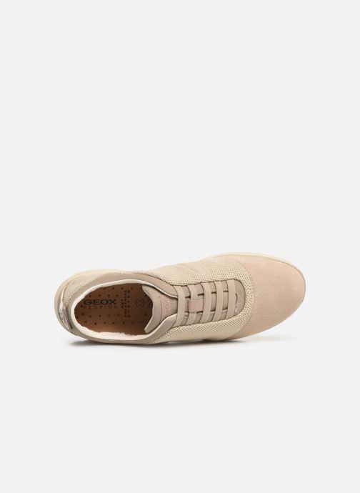 Sneakers Geox D NEBULA C D621EC Beige links
