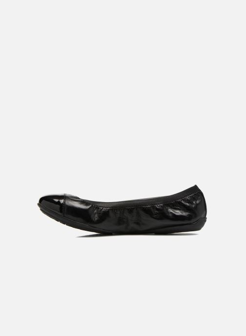Ballerine Geox D CHARLENE A D62Y7A Nero immagine frontale