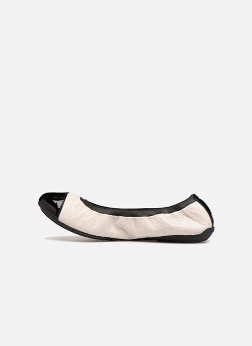 Ballerines Geox D CHARLENE A D62Y7A Blanc vue face