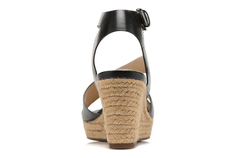 Sandali e scarpe aperte Geox D SOLEIL C D62N7C Nero immagine destra
