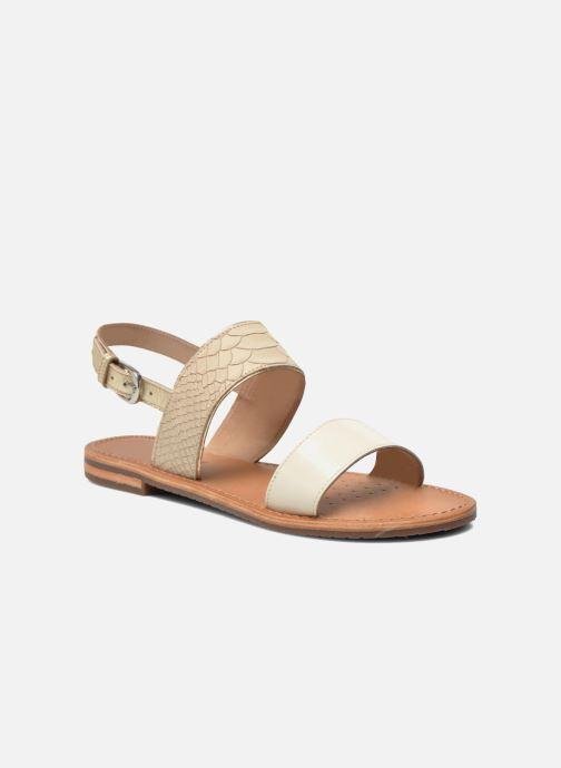 Sandali e scarpe aperte Geox D SOZY A D622CA Beige vedi dettaglio/paio