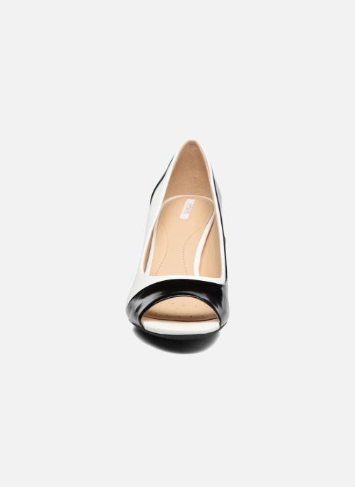 Escarpins Geox D AUDIE D D621TD Noir vue portées chaussures