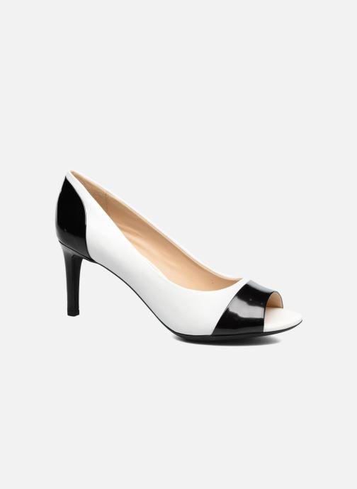 18285433b38f Høje hæle Geox D AUDIE D D621TD Sort detaljeret billede af skoene