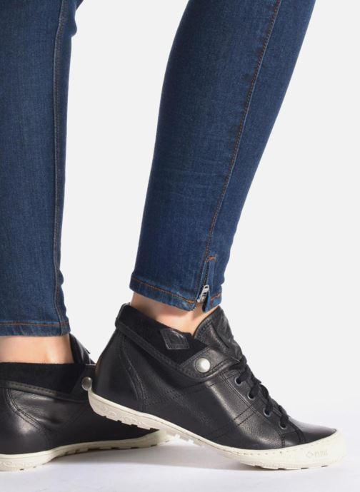Sneakers P-L-D-M By Palladium Gaetane Vac Zwart onder