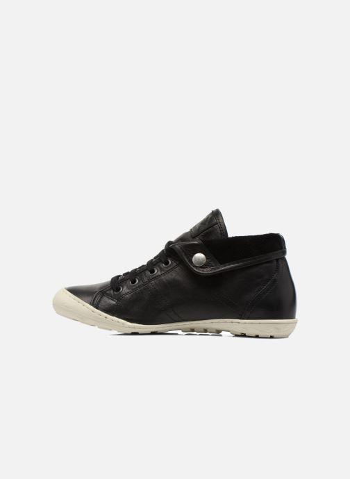 Sneakers P-L-D-M By Palladium Gaetane Vac Zwart voorkant