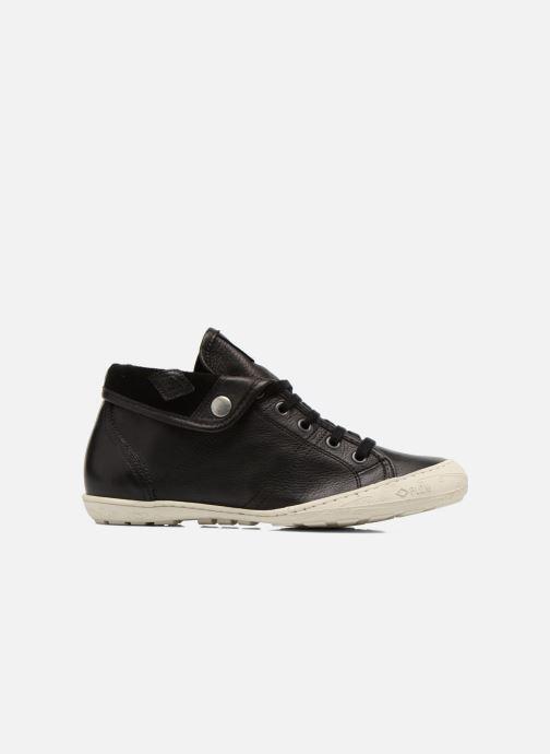 Sneakers P-L-D-M By Palladium Gaetane Vac Zwart achterkant
