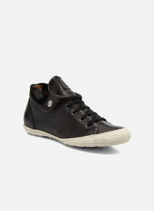 Sneakers P-L-D-M By Palladium Gaetane Vac Zwart detail