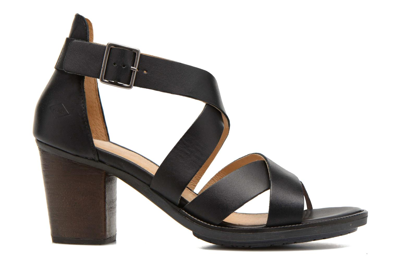 Sandales et nu-pieds P-L-D-M By Palladium Getty Frl Noir vue derrière