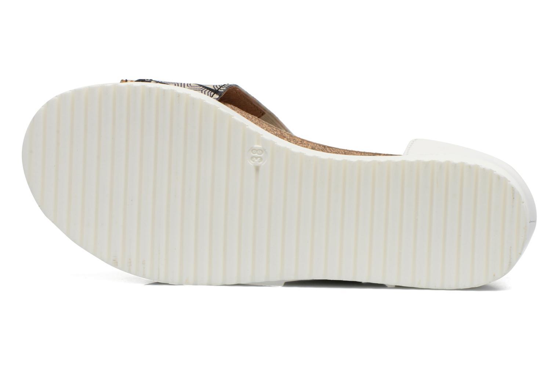 Sandales et nu-pieds P-L-D-M By Palladium Value Fts Multicolore vue haut
