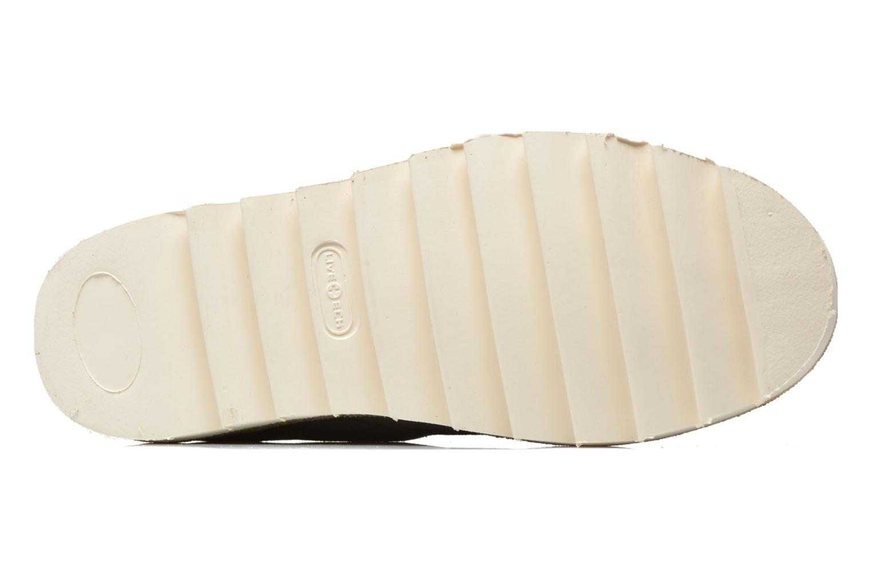 Baskets P-L-D-M By Palladium Tweedy Sud Beige vue haut