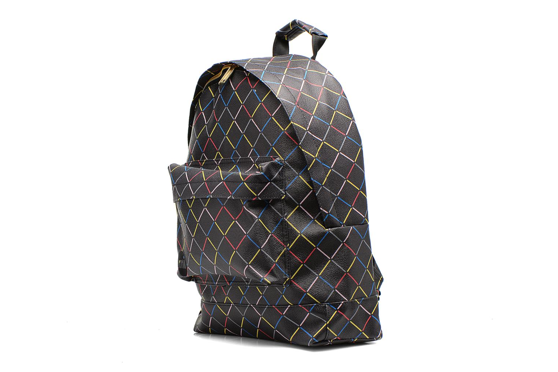 Sacs à dos Mi-Pac Gold crisscross Backpack Multicolore vue portées chaussures