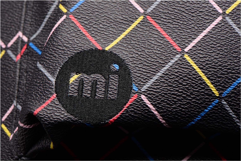 Sacs à dos Mi-Pac Gold crisscross Backpack Multicolore vue gauche