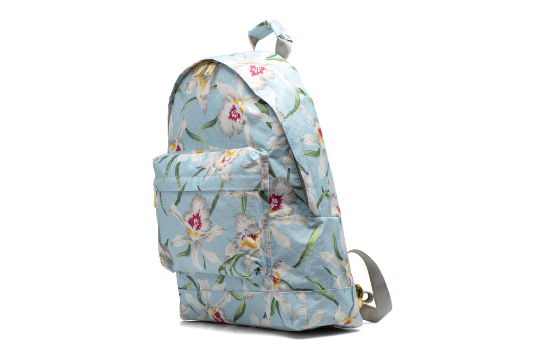 Zaini Mi-Pac Gold orchid Backpack Azzurro modello indossato
