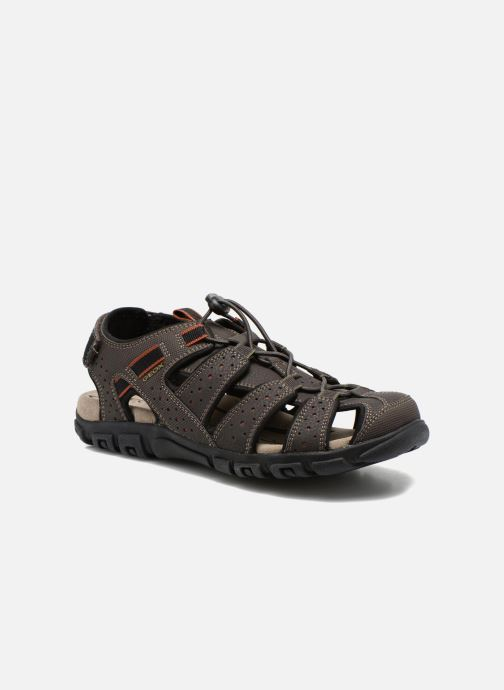 4f936237b017 Geox U S.STRADA B U6224B (Brown) - Sandals chez Sarenza (253807)