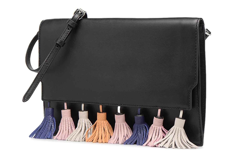 Handtaschen Rebecca Minkoff Sofia Clutch schwarz schuhe getragen