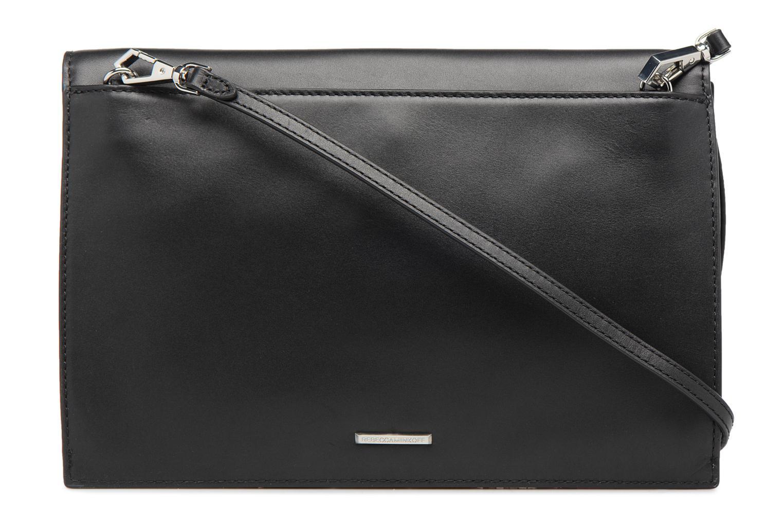 Handtaschen Rebecca Minkoff Sofia Clutch schwarz ansicht von vorne