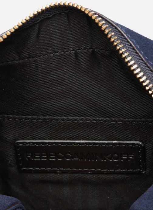 Handtassen Rebecca Minkoff Mini Sofia Crossbody Blauw achterkant