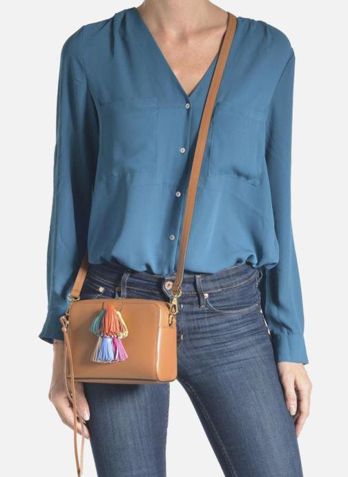 Handtassen Rebecca Minkoff Mini Sofia Crossbody Blauw onder