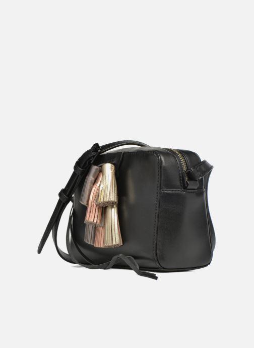 Bolsos de mano Rebecca Minkoff Mini Sofia Crossbody Negro vista del modelo