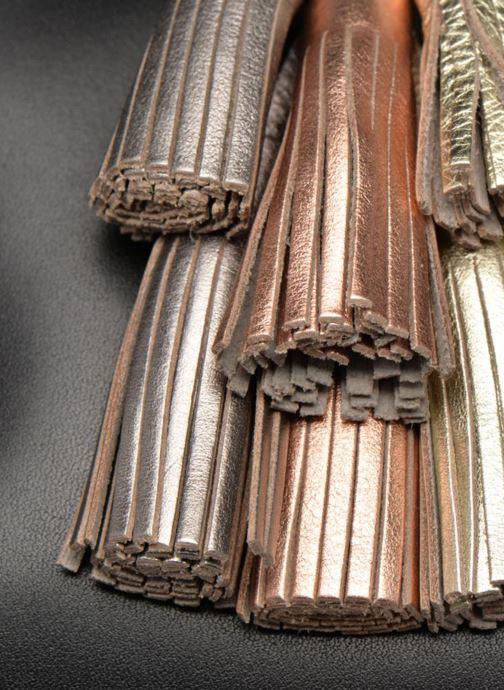 Bolsos de mano Rebecca Minkoff Mini Sofia Crossbody Negro vista lateral izquierda