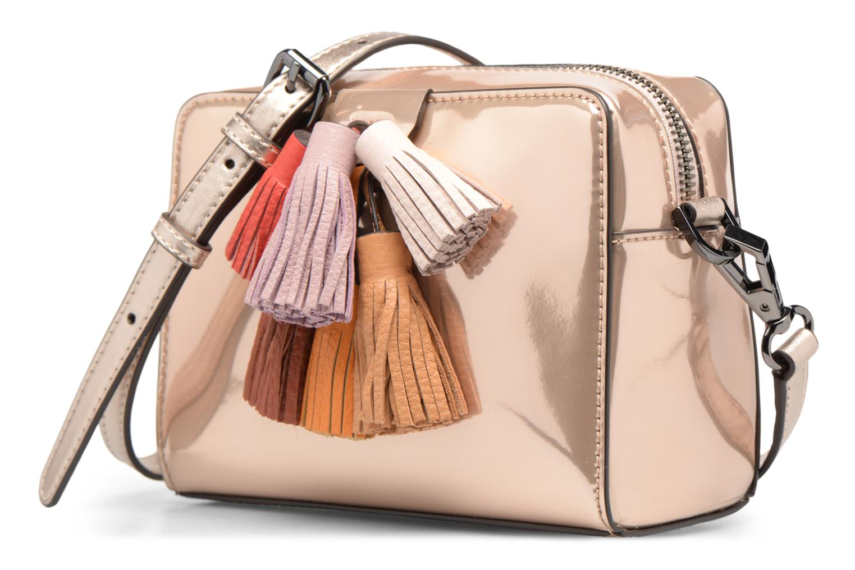 Handtaschen Rebecca Minkoff Mini Sofia Crossbody rosa schuhe getragen