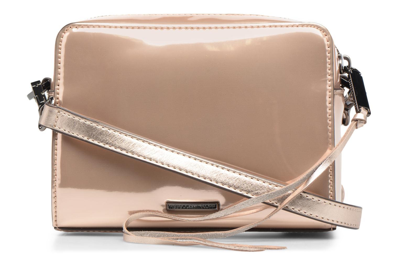 Handtaschen Rebecca Minkoff Mini Sofia Crossbody rosa ansicht von vorne