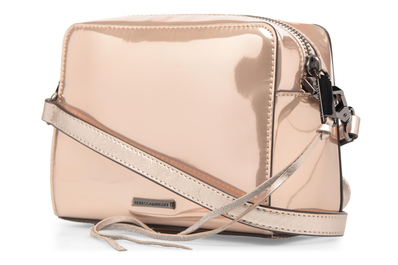 Handtaschen Rebecca Minkoff Mini Sofia Crossbody rosa ansicht von rechts