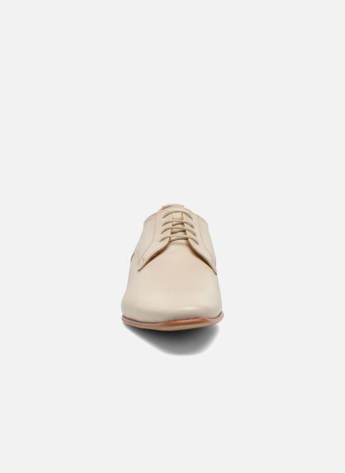 Chaussures à lacets Le Formier Greenfield Beige vue portées chaussures