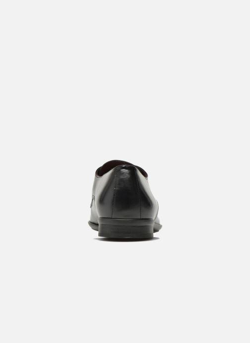 Chaussures à lacets Le Formier Flint2 Noir vue droite