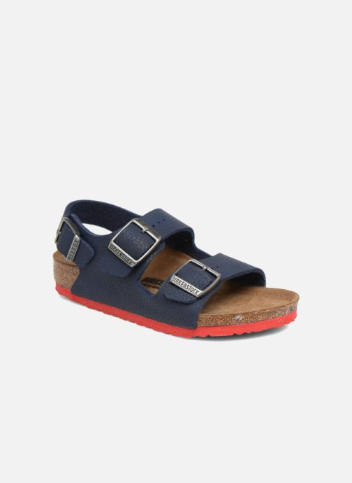Sandali e scarpe aperte Birkenstock Milano Kids Azzurro vedi dettaglio/paio