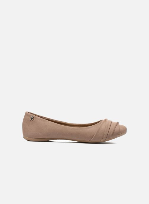 Ballerines Refresh Sandy 61732 Marron vue derrière