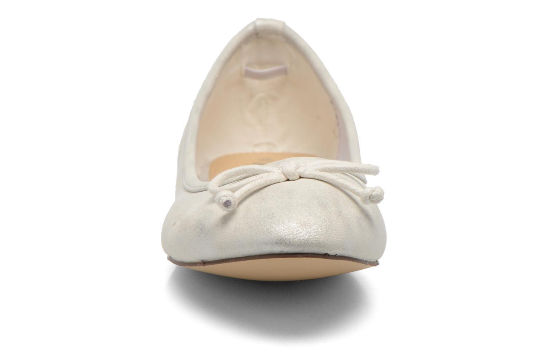 Ballerines Refresh Palma 62024 Argent vue portées chaussures