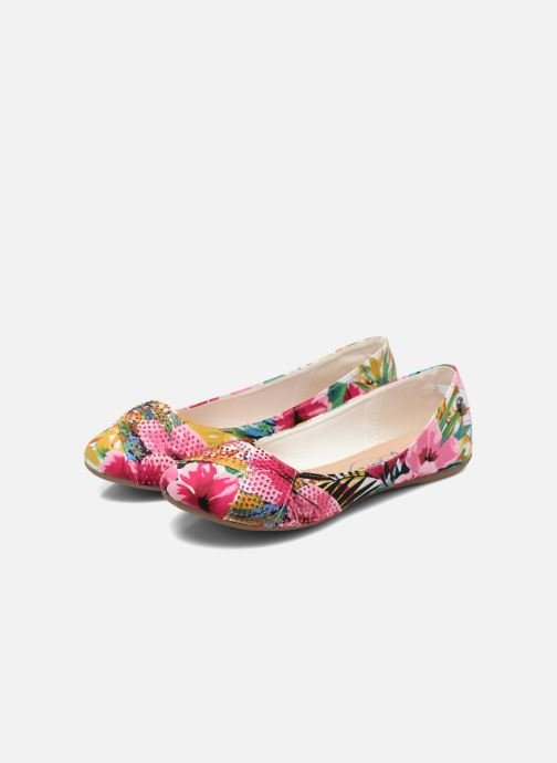 Ballerines Refresh Sonia 61738 Multicolore vue 3/4