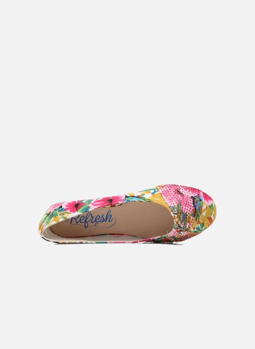 Ballerines Refresh Sonia 61738 Multicolore vue gauche