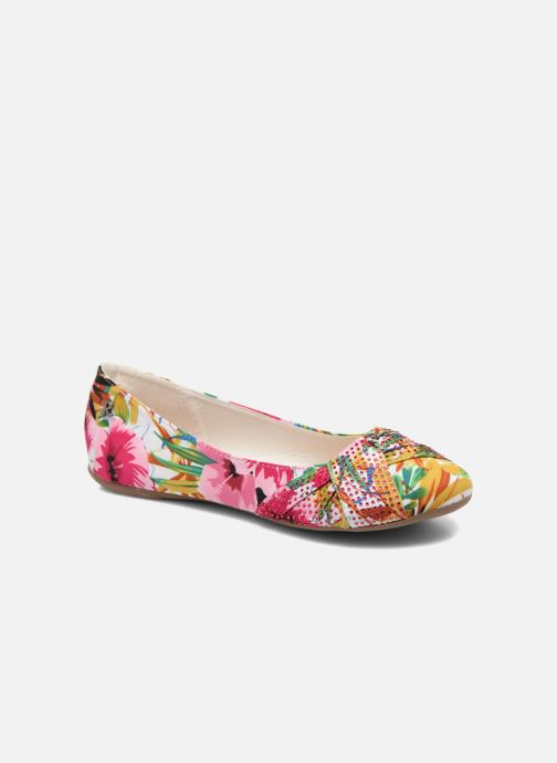 Ballerines Refresh Sonia 61738 Multicolore vue détail/paire