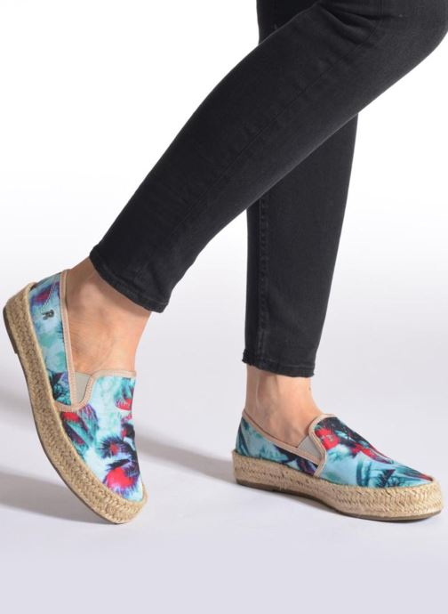 Trainers Refresh Agnes 62087 Multicolor view from underneath / model view