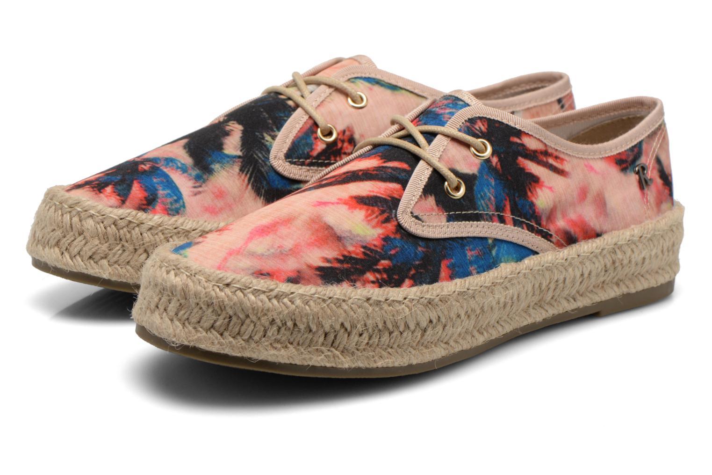 Zapatos con cordones Refresh Petale 62086 Multicolor vista 3/4