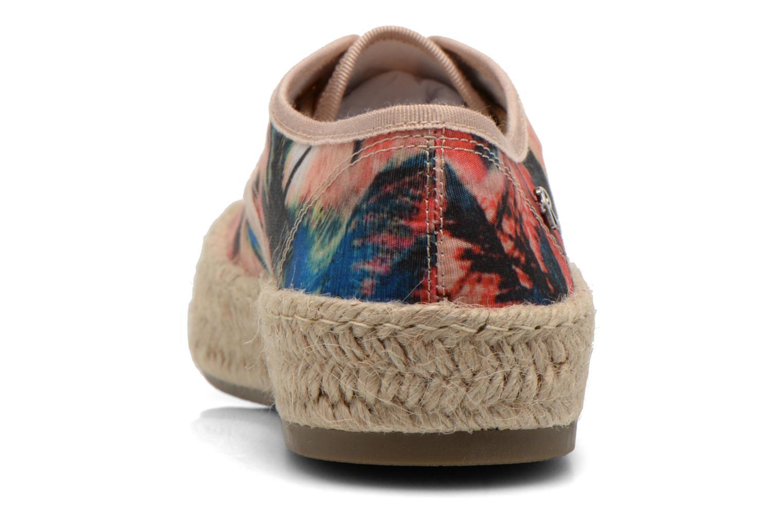 Zapatos con cordones Refresh Petale 62086 Multicolor vista lateral derecha