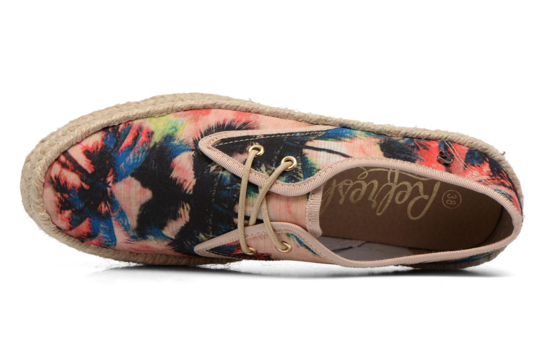 Zapatos con cordones Refresh Petale 62086 Multicolor vista lateral izquierda