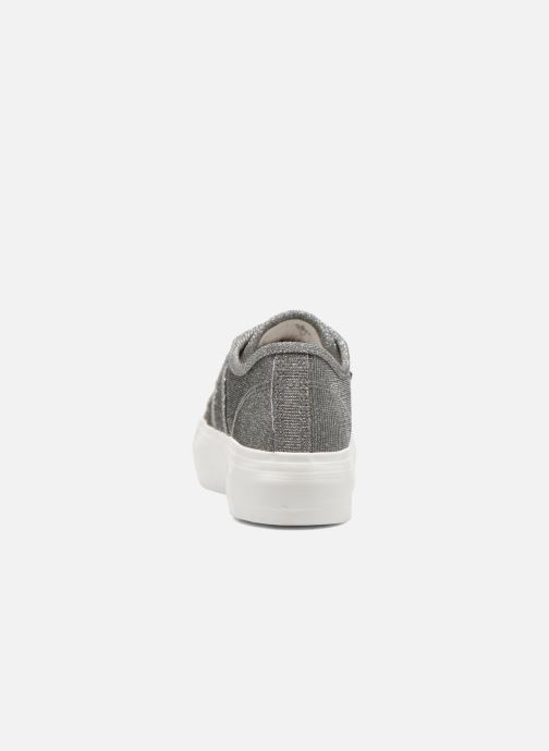 Sneaker Refresh Cory 61908 silber ansicht von rechts