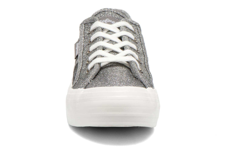 Baskets Refresh Cory 61908 Argent vue portées chaussures