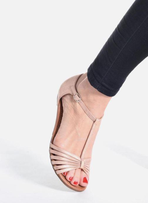Sandali e scarpe aperte Refresh Casey 61767 Grigio immagine dal basso