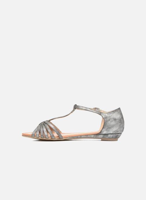Sandales et nu-pieds Refresh Casey 61767 Gris vue face