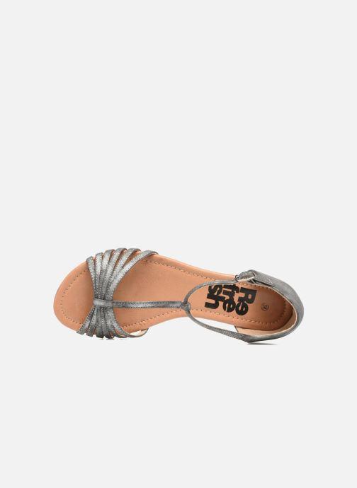 Sandales et nu-pieds Refresh Casey 61767 Gris vue gauche