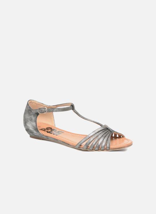 Sandales et nu-pieds Refresh Casey 61767 Gris vue détail/paire