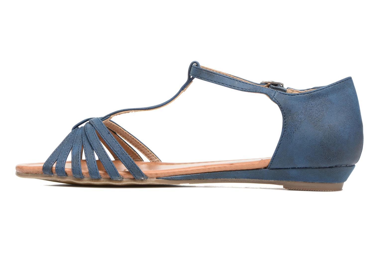 Sandali e scarpe aperte Refresh Casey 61767 Azzurro immagine frontale