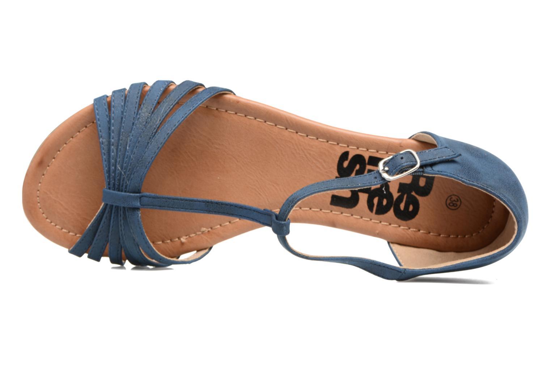 Sandali e scarpe aperte Refresh Casey 61767 Azzurro immagine sinistra